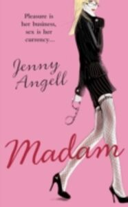 Ebook in inglese Madam Angell, Jenny