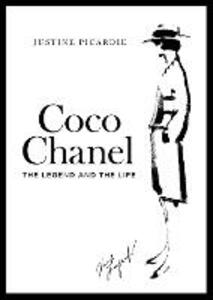 Coco Chanel: The Legend and the Life - Justine Picardie - cover