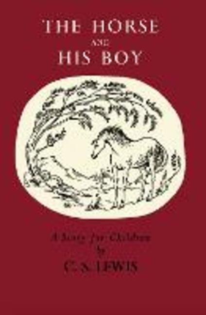 The Horse and His Boy - C. S. Lewis - cover