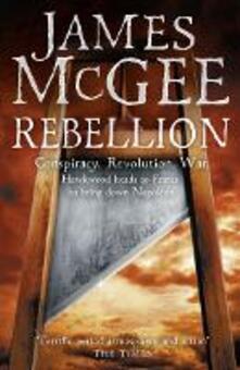 Rebellion - James McGee - cover