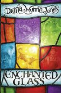 Enchanted Glass - Diana Wynne Jones - cover