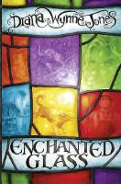 Enchanted Glass - Diana Wynne Jones - cover
