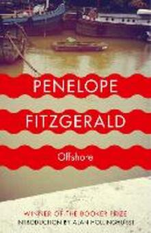 Offshore - Penelope Fitzgerald - cover