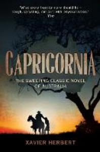 Ebook in inglese Capricornia Herbert, Xavier