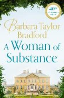A Woman of Substance - Barbara Taylor Bradford - cover