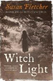 Witch Light - Susan Fletcher - cover