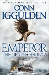Ebook in inglese Death of Kings (Emperor Series, Book 2) Iggulden, Conn