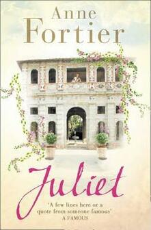 Juliet - Anne Fortier - cover