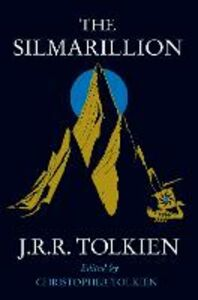 Ebook in inglese Silmarillion Tolkien, J. R. R.