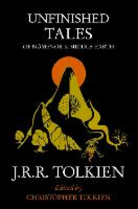 Ebook in inglese Unfinished Tales Tolkien, J. R. R.