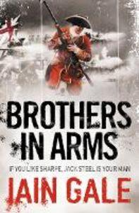 Foto Cover di Brothers in Arms, Ebook inglese di Iain Gale, edito da HarperCollins Publishers