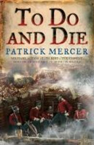 Ebook in inglese To Do and Die Mercer, Patrick