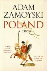 Ebook in inglese Poland: A history Zamoyski, Adam
