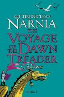 The Voyage of the Dawn Treader - C. S. Lewis - cover