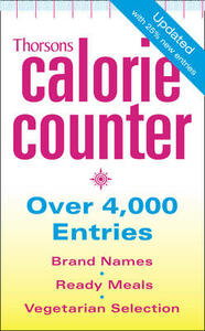 Thorsons Calorie Counter - cover