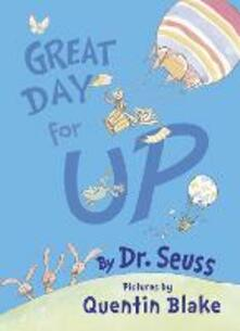 Great Day For Up - Dr. Seuss - cover