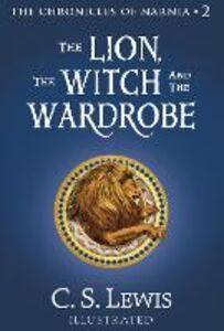 Foto Cover di Lion, the Witch and the Wardrobe (The Chronicles of Narnia, Book 2), Ebook inglese di C. S. Lewis, edito da HarperCollins Publishers