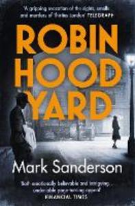 Ebook in inglese Robin Hood Yard Sanderson, Mark
