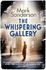 Ebook in inglese Whispering Gallery Sanderson, Mark