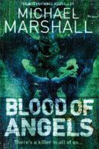 Ebook in inglese Blood of Angels Marshall, Michael