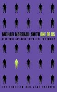 Ebook in inglese One of Us Smith, Michael Marshall