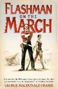 Ebook in inglese Flashman on the March (The Flashman Papers, Book 11) Fraser, George MacDonald