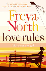 Ebook in inglese Love Rules North, Freya