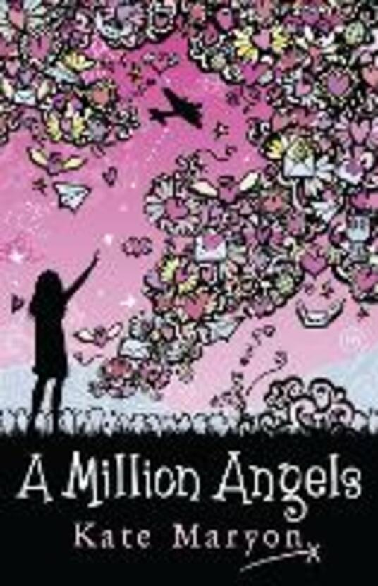 A MILLION ANGELS - Kate Maryon - cover