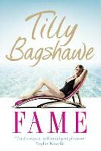Fame - Tilly Bagshawe - cover
