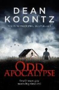 Odd Apocalypse - Dean Koontz - cover