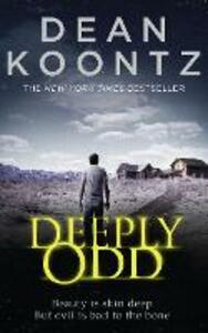 Deeply Odd - Dean Koontz - cover
