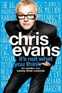 Ebook in inglese It's Not What You Think Evans, Chris