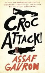 Ebook in inglese CrocAttack! Gavron, Assaf