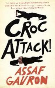 Ebook in inglese CrocAttack! Gavron, Assaf