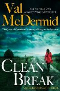 Ebook in inglese Clean Break McDermid, Val