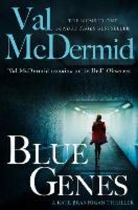 Ebook in inglese Blue Genes Mcdermid, Val