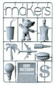 Makers - Cory Doctorow - cover