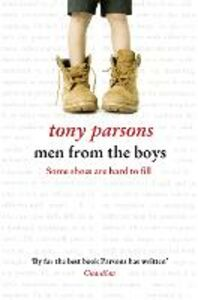 Ebook in inglese Men from the Boys Parsons, Tony