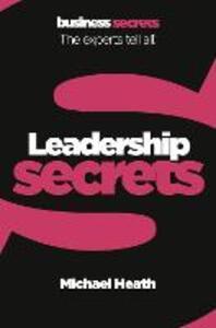 Leadership - Michael Heath - cover