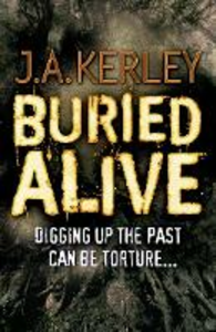 Ebook in inglese Buried Alive (Carson Ryder, Book 7) J. A. Kerley