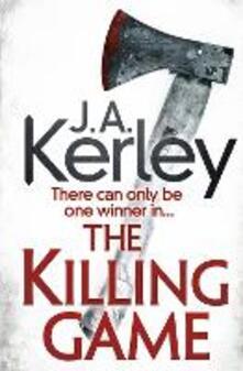 Killing Game (Carson Ryder, Book 9)