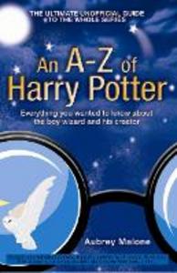 Ebook in inglese A-Z of Harry Potter Malone, Aubrey