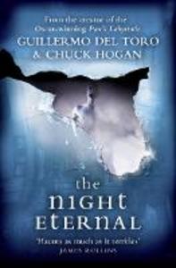 Ebook in inglese Night Eternal del Toro, Guillermo , Hogan, Chuck