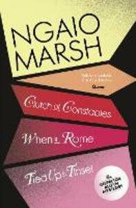 Clutch of Constables / When in Rome / Tied Up In Tinsel - Ngaio Marsh - cover
