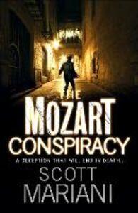 Foto Cover di Mozart Conspiracy (Ben Hope, Book 2), Ebook inglese di Scott Mariani, edito da HarperCollins Publishers