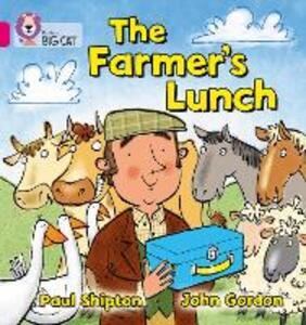 The Farmer's Lunch: Band 01a/Pink a - Paul Shipton,John Gordon - cover