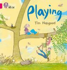 Playing: Band 01b/Pink B - Tim Hopgood - cover