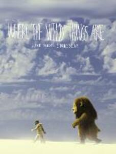 Where the Wild Things are - Movie Storybook - cover
