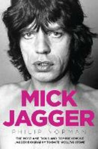 Mick Jagger - Philip Norman - cover