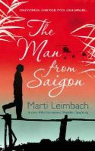 Ebook in inglese Man from Saigon Leimbach, Marti